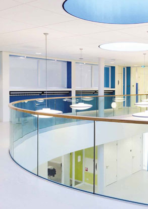 OnLevel Glasbalustrades